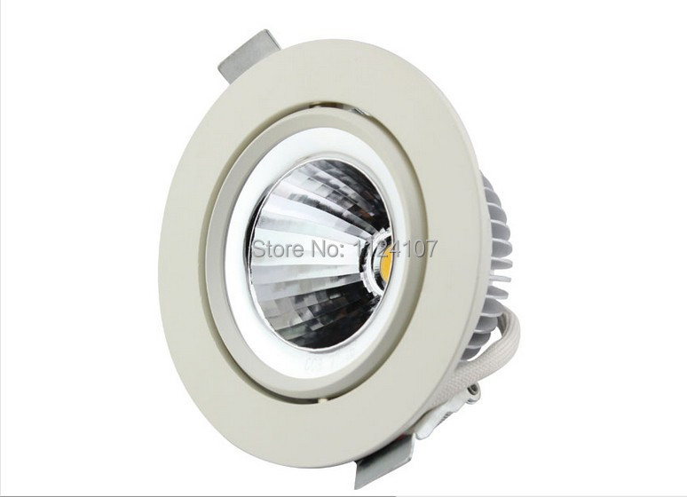 High power light source, Integrated chip AC85-265V COB 9W LED down light High CRI,Brighter,Long lasting-T855609