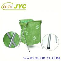 J077 easy open laundry basket
