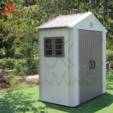 Kinying brand manufacture factory sale chinese plastic storage miniature garden shed