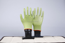 13 gauge white polyester nitrile coated <strong>safety</strong> working gloves manufacturer