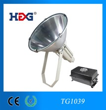 2000w Metal Halide sodium Flood light with gear box