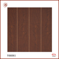 Waterproof 60x60cm Matt Non slip Wooden Look Glazed Porcelain Floor Tiles