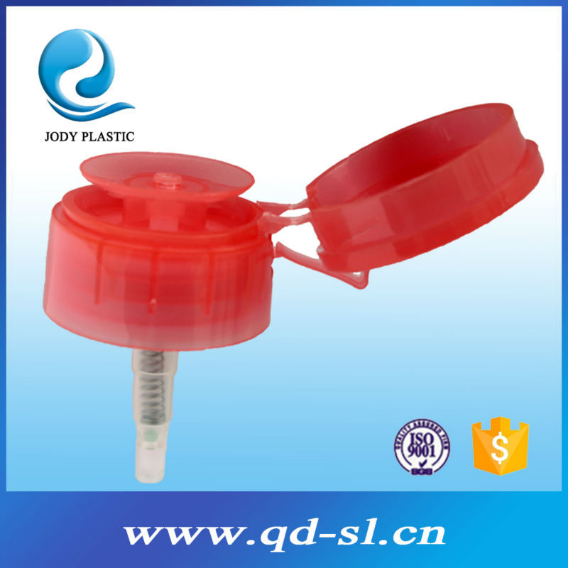 2cc dosage non-spill plastic pump 24/415 for liquid soap