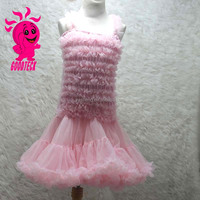 2016 girls chiffon frocks designs chiffon pink toddler girls chiffon frocks designs baby dress pictures
