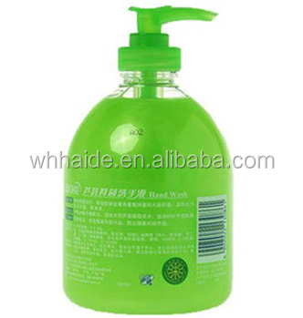 Fragrance is rich with water and oil soluble Aloe liquid soap flavor