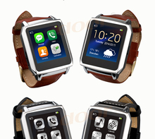 Factory Supply Sim card Smart watch phone Bluetooth, GPS, 3G WIFI phone 2015