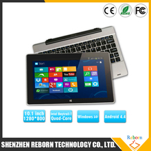 10 Inch Windows Tablet 1280*800 IPS Screen 2G/32G