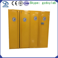 Hot sale explosion-proof safety storage cabinet with double door