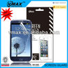 ultra clear screen guard for mobile phone for samsung i9300