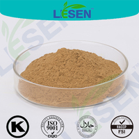 Factory supply korean red ginseng extract powder