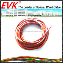 UL3135 high temperature silicone electrical wire 0.5mm 20AWG