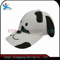 High Quality child young model caps with Embroidery
