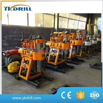 Drilling Rig 100m Water Well Rotary Drilling Machine for Sale