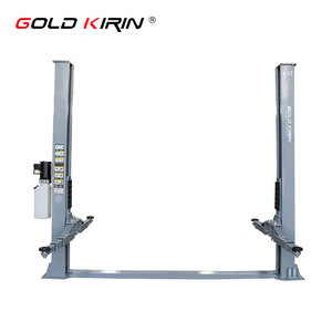 Manufactory wholesale professional automatic car lift 2 post for sale