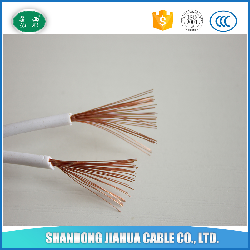Flexible Electrical Wire Cable And PVC Insulated Material Wire