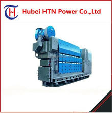 China Supplier New 1000KW Heavy Fuel Oil (HFO) Generator Set with competitive price