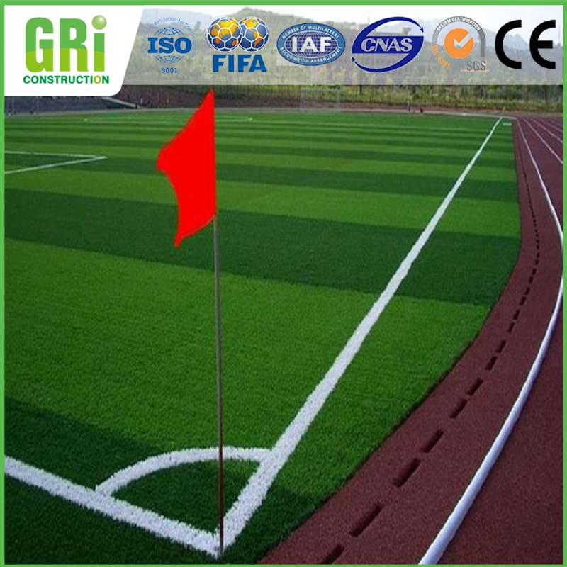 China Factory Mini Football Artificial Grass Field