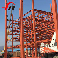 Hotel Building/Construction Design factory price steel structure building
