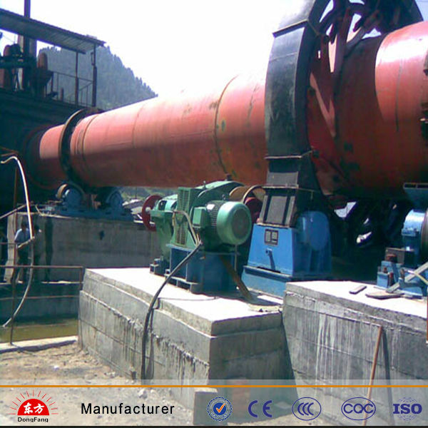 Capacity 180-10000T/D ISO, CE Approved vertical shaft kiln made in China