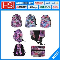 2016 new design cheap price school bags for girls