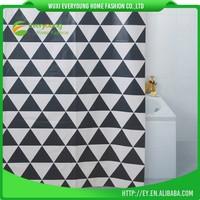 Fresh Printed Home Goods Shower Curtain,Waterproof Bathroom Window Curtain