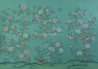 Hand Made Art Wallpaper/Wallcoverings