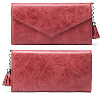 New fashion leather ladies purse,women leather wallet
