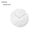 Champion Marble Design Wall Clock , antique marble clock