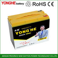 lead acid battery 6-dzm-20 12V 20 ah dry charged batteries for e tricycle ebike