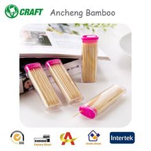 AC Factory High Quality 1000pcs wooden toothpick