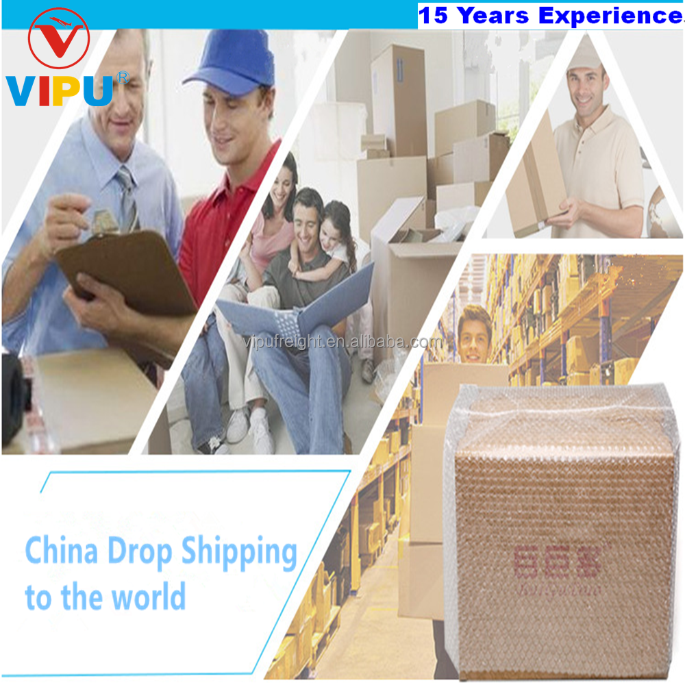 fulfillment e-shop drop shipping agent service from China to the world