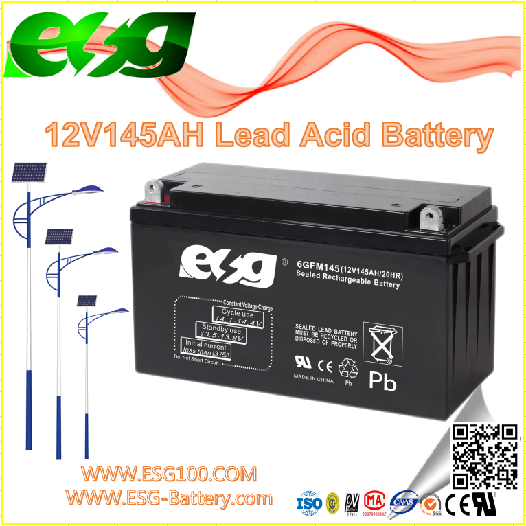 12V145ah New products Manufacture UPS high rate AGM SLA MF VRLA Solar Lead Acid Battery <strong>N150</strong>