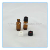 chromatographic analysis vials 2ml vials for HPLC free sample