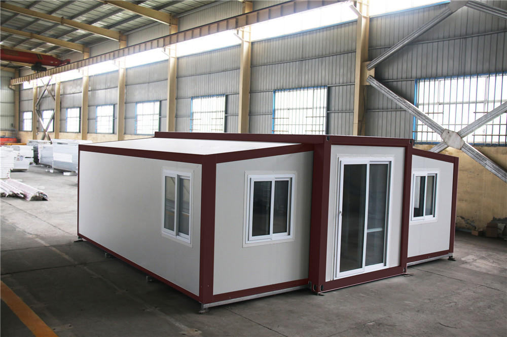 luxury light steel steel moveable prefabricated folding container house modern house
