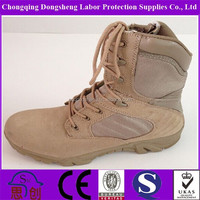 Velour leather jungle pilot paratrooper tactical boots