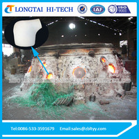 Crucible Gas Glass Melting Furnace For Sale