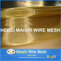 Hot Sale Brass Copper Wire Mesh(Factory)