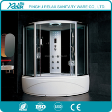 Beautiful Design Customized luxury bathroom shower new model steam shower cabin