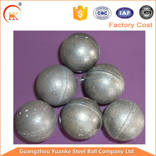 High Hardness And Unbreakable High Chrome Cast Steel Ball and Cast Grinding Iron Ball