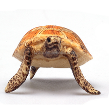 Made Custom Sea Plastic Animal Models/PVC Wild Turtle Animal toys/Custom Realistic Animal Statues