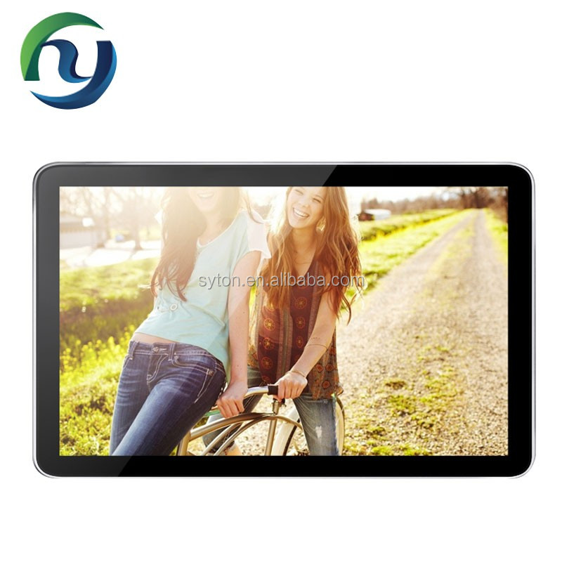55'' Wall Mount Android Touchscreen Monitor