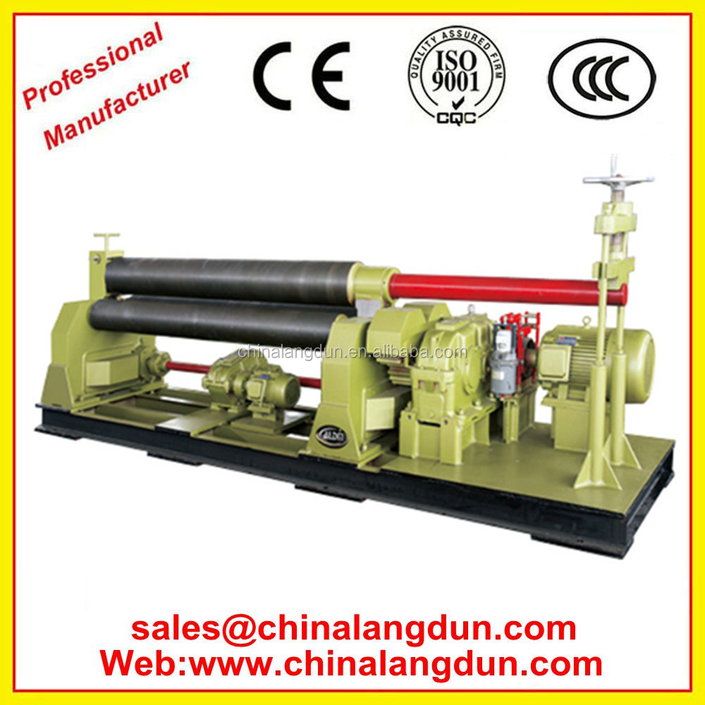 Factory Best Sale!! Top Quality CNC Machinery 3 <strong>roller</strong> hydraulic upper <strong>roller</strong> universal bending machine