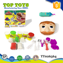 Color-mud DIY Pretend Dentist tool Toys For Children