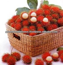 FRESH RAMBUTANT HIGH QUALITY - COMPETITIVE PRICE EVER !