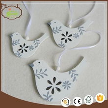 Color painting wall hanging bird garden