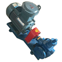 YCB series crude lube oil suction transfer gear pump