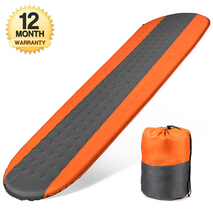 Best Lightweight Waterproof Foldable Self Inflating Foam Camping Tent Mat