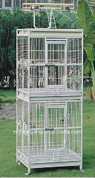 antique strong iron parrot breeding cage supplier