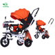 2017 baby walker tricycle 3 in 1 trike / child tricycle seats / cheap kids tricycle kids smart trike