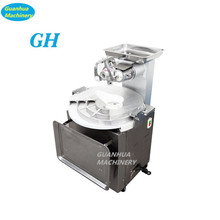 GH automatic pizza dough divider rounder/pizza dough rolling machine/dough ball maker